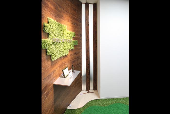 ワールドネットワーク様 ゴルフ練習場の設計・施工・運営・管理 [伏見]のオフィス内装・外装情報