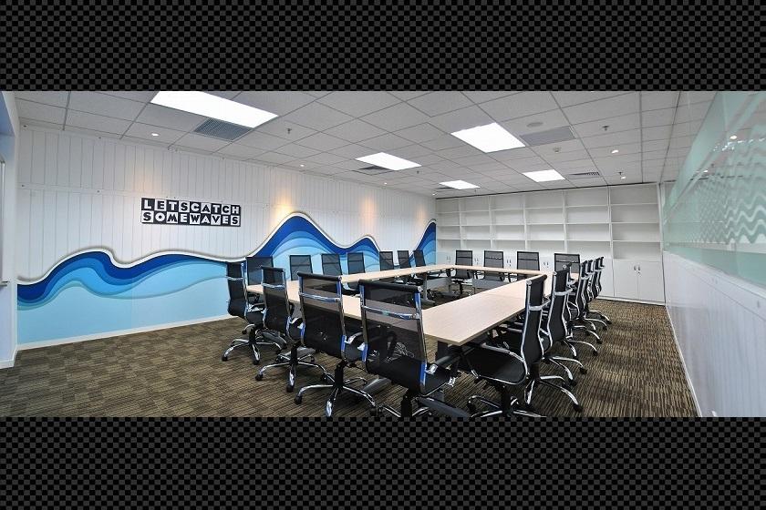 SEPTENI TECHNOLOGY CO., LTD.様 IT関連事業・ソフトウェアの開発等 [ベトナム]のオフィス内装・外装情報