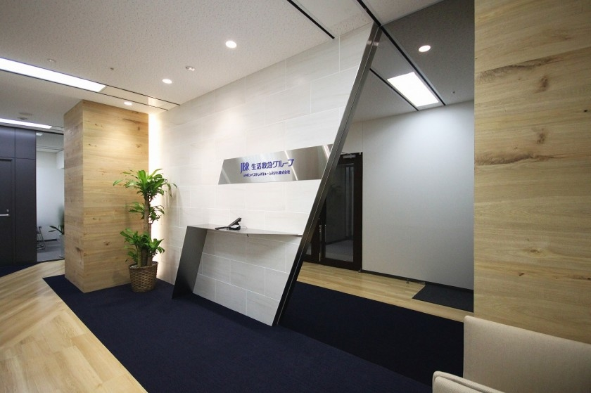 ジャパンベストレスキューシステム株式会社 コールセンター事業 ・会員事業・企業提携事業 等 [大手町]のオフィス内装・外装情報